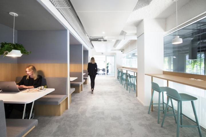 dela officeshollandse nieuwe, eindhoven – netherlands
