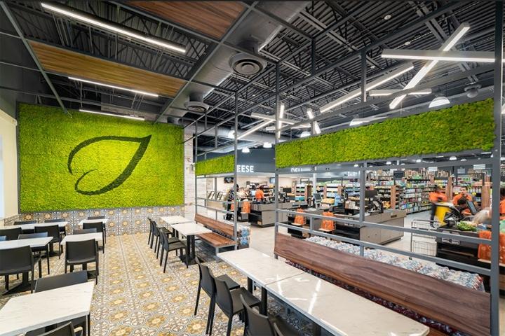 食品店设计|开曼群岛Hurley's store食品店设计
