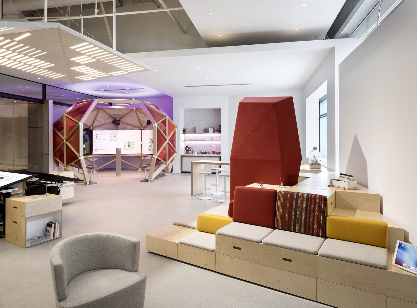 Microsofts envisioning center by studio o a