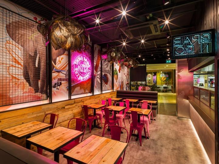 Thai Express Restaurant By Faber Birmingham Uk