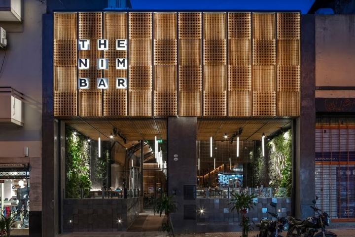店面设计 | 阿根廷The Nim Bar酒吧店面设计