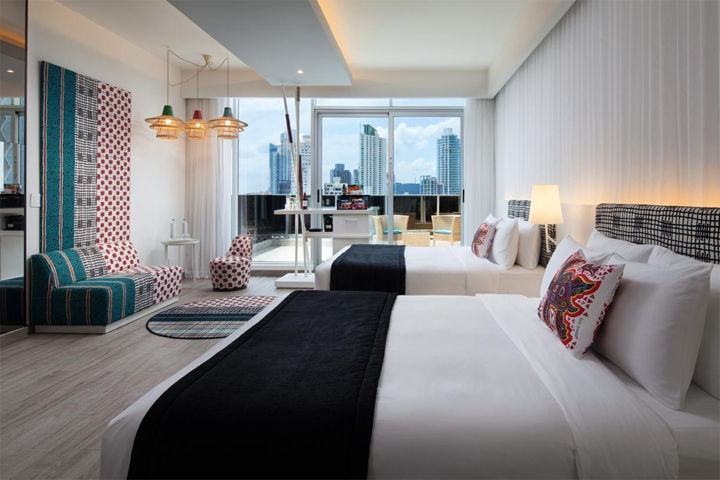空间设计 | 巴拿马W Panama酒店设计