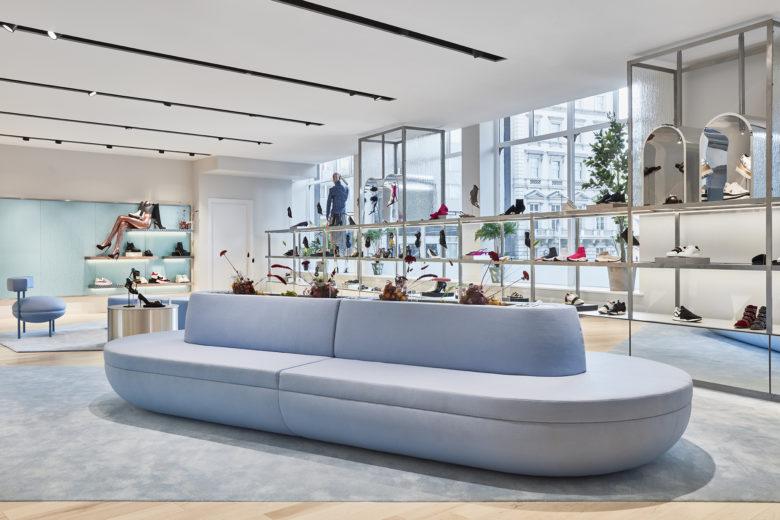 SI设计 | 伦敦Harvey Nichols女装概念店设计