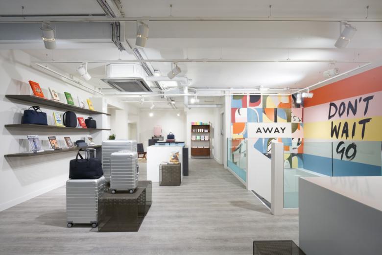 专卖店设计 | 纽约Away零售空间设计