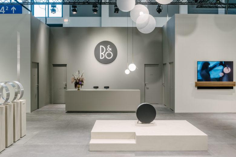 展示设计 |Bang & Olufsen展台设计