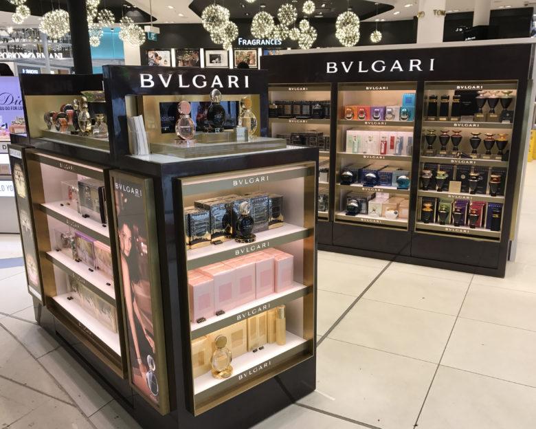 SI设计 | 意大利Bvlgari珠宝精品店设计