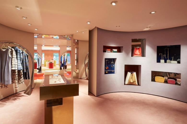 SI设计 | 纽约Marni商店设计