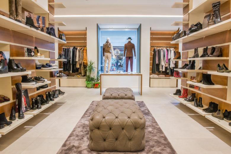 专卖店设计 | Silvano Bruscella的概念店设计