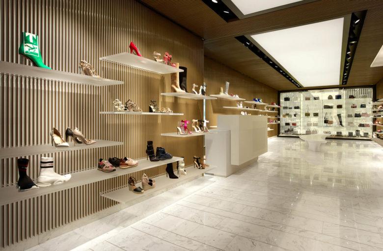 SI设计 | 阿姆斯特丹Shoebaloo女鞋旗舰店设计