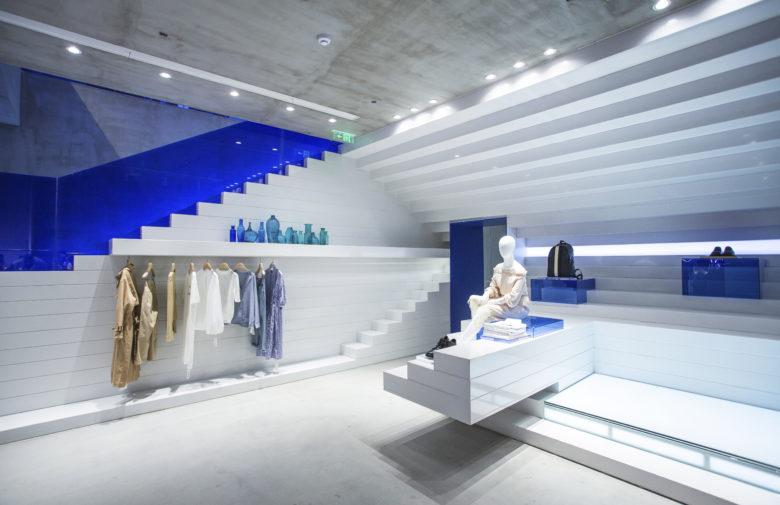 专卖店设计 | CUCH女装店设计