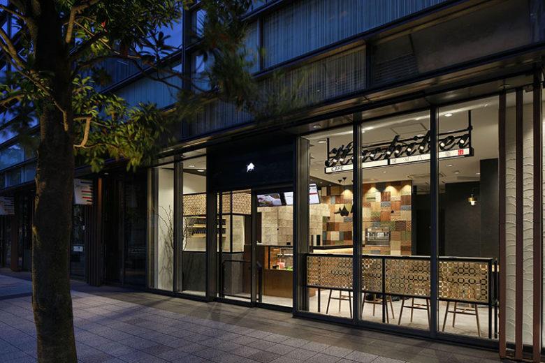 SI设计 | 日本Neriya-Hachibei甜品店设计