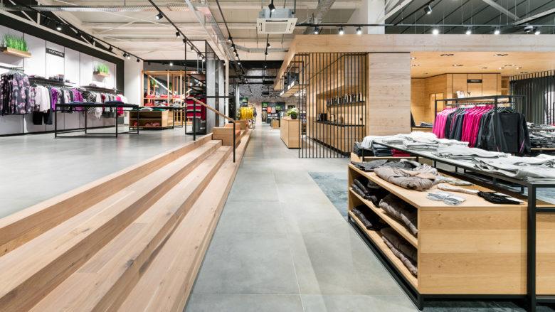 SI设计 | ROBERT LEY时装连锁店设计