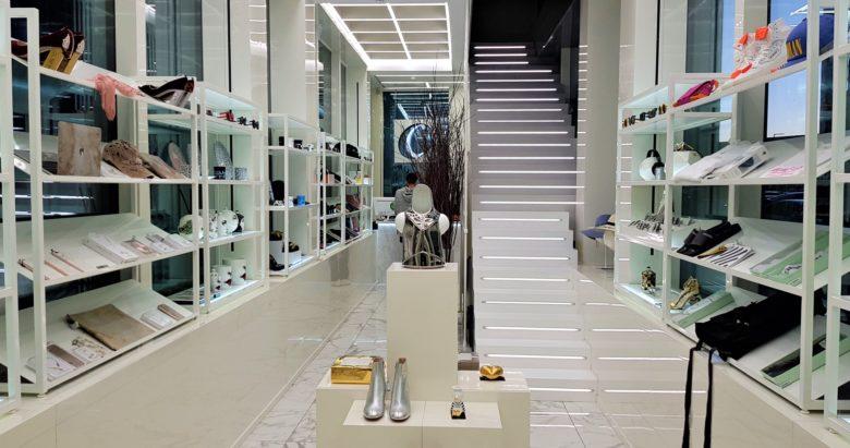 专卖店设计 |莫斯科Caster专卖店设计