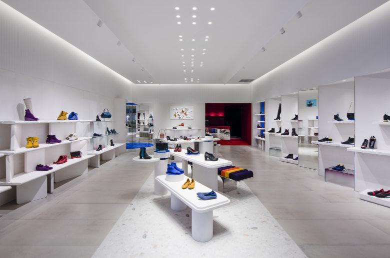 SI设计 | Achette女鞋概念店设计
