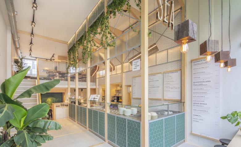 SI设计 | 阿姆斯特丹SLA餐饮店设计