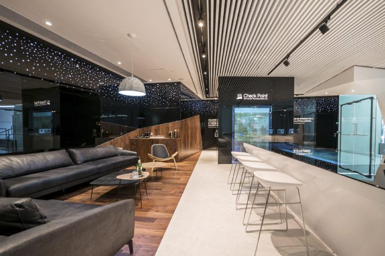 商业空间设计|Check Point公司创新中心空间设计