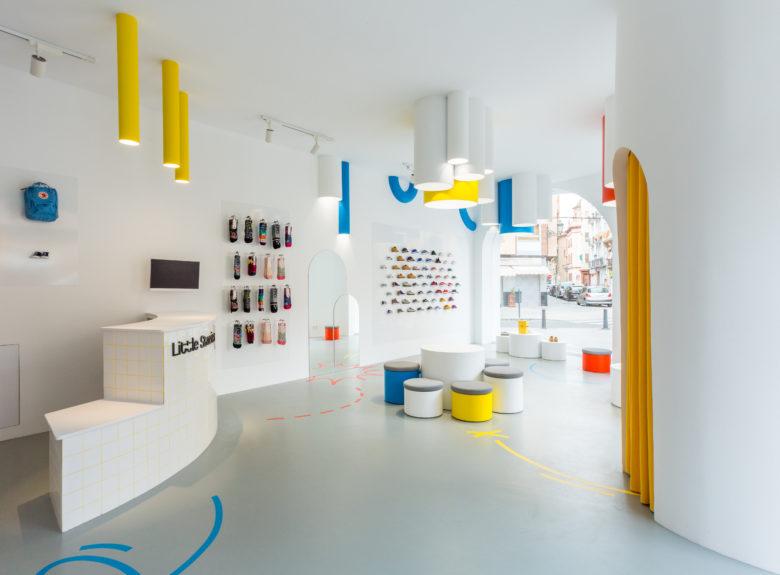 终端设计 | Little Stories儿童鞋店设计