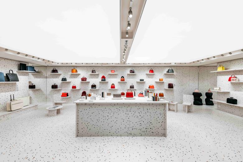 专卖店设计 | 香港Max Lamb皮具店设计