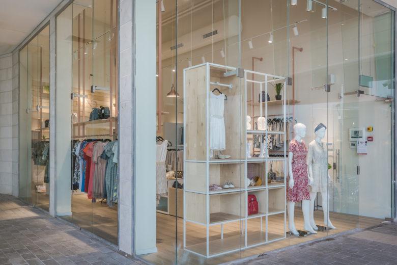 终端设计 | Clothing store女装店设计