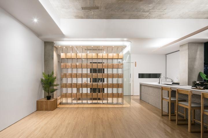 专卖店设计 | 韩国Aeichi Korean诊所设计