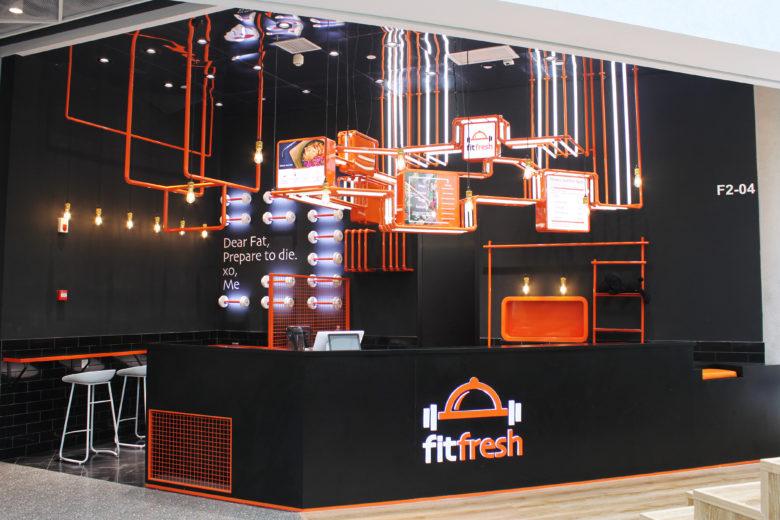 SI设计 | Fitfresh健身餐厅设计