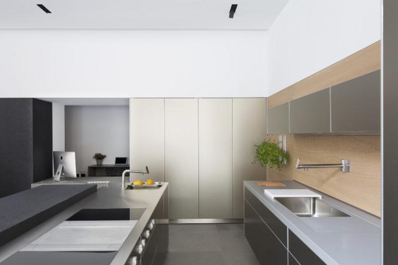 new bulthaup showroom in palermo studio didea. Black Bedroom Furniture Sets. Home Design Ideas