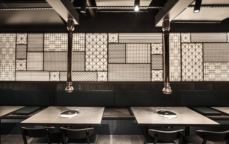 店面设计|悉尼KOGI韩式烧烤店设计