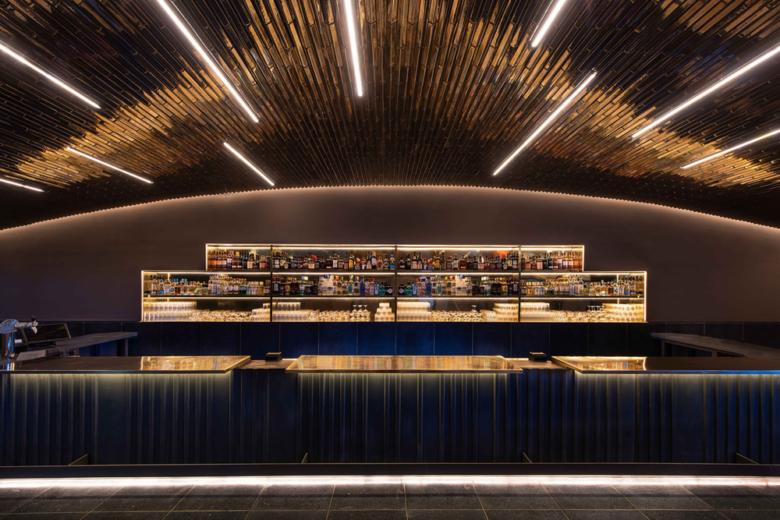 » National Auditorium Bar by ESRAWE