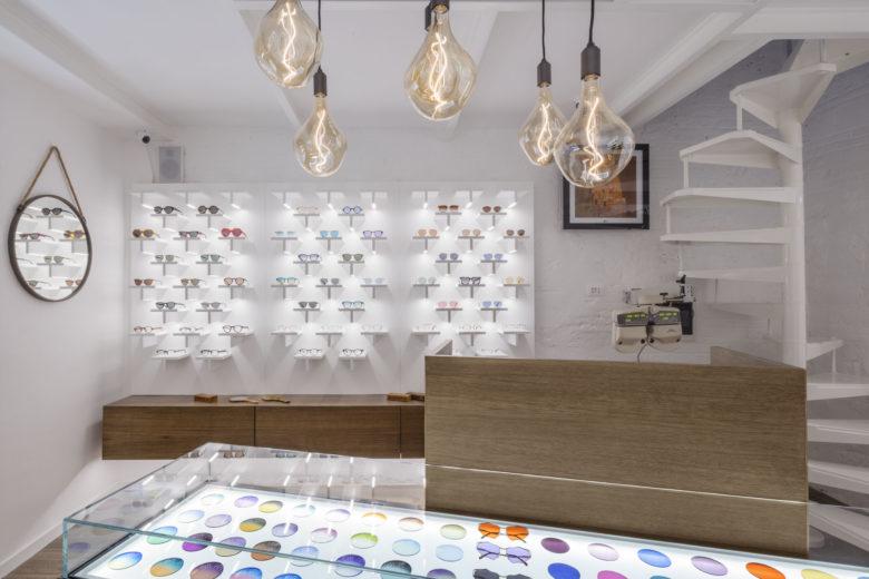 店面设计 | Ottica Tullino眼镜店设计