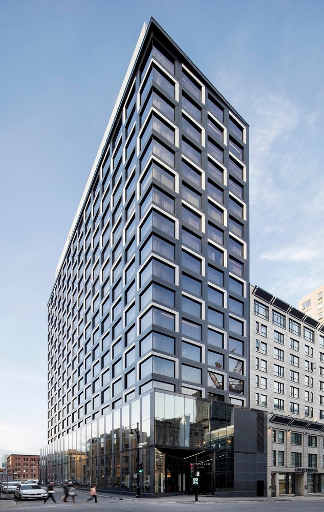 Hotel monville by acdf architecture for Hotel designer
