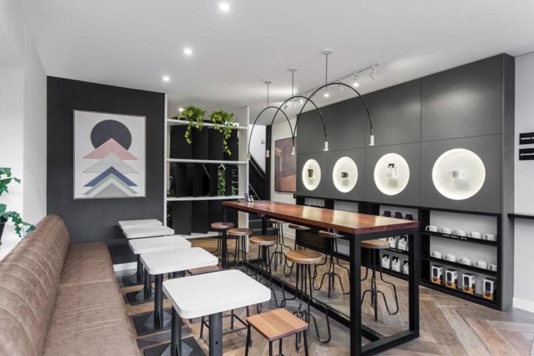 SI设计 | Orna Café奥娜咖啡厅设计