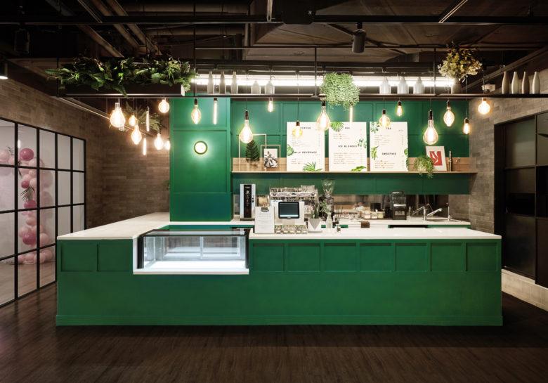 亲子餐厅设计|城南市Little high kids cafe亲子餐厅设计
