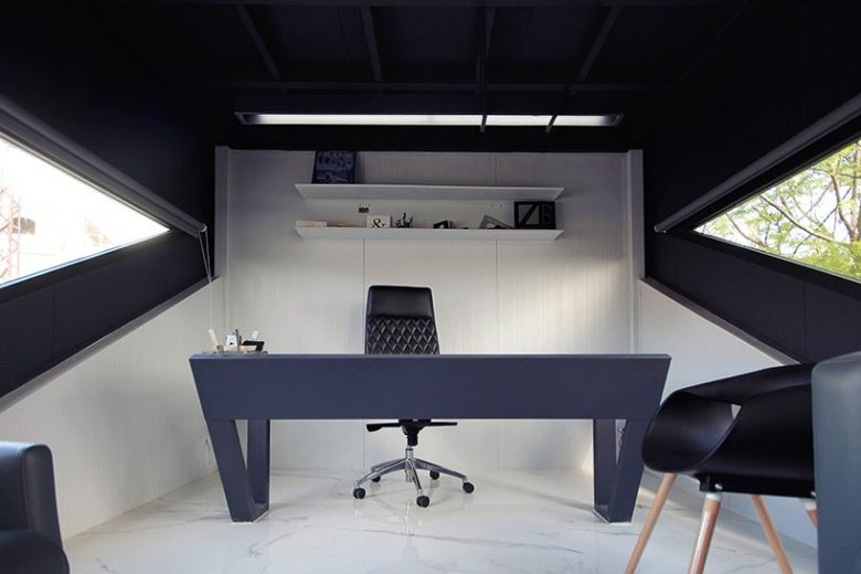 187 Ab Mobile Workspace By Ab Architects