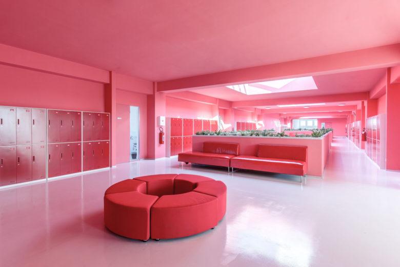 美国科索沃幼儿园设计