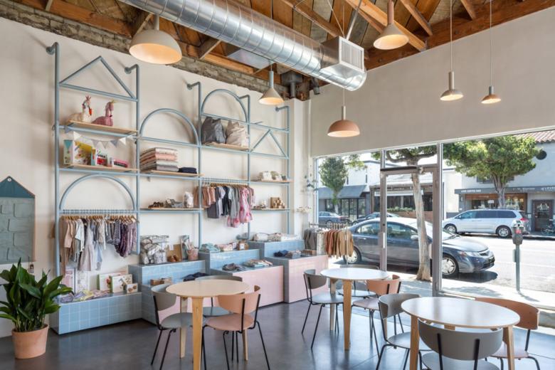 商业空间上设计|提供托儿服务的Big and Tiny共同工作空间设计