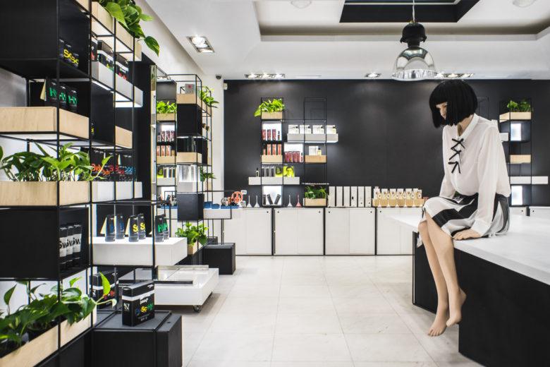 SI设计 | Kokon化妆品店设计