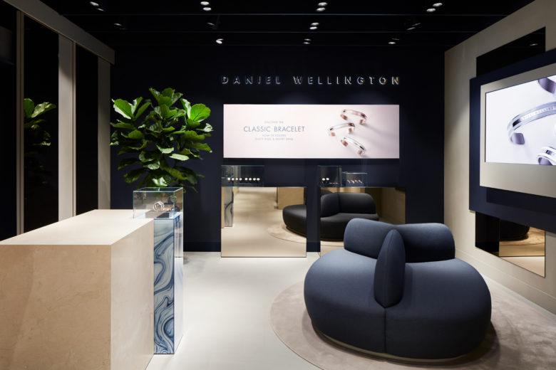 Daniel Wellington, Gallerian