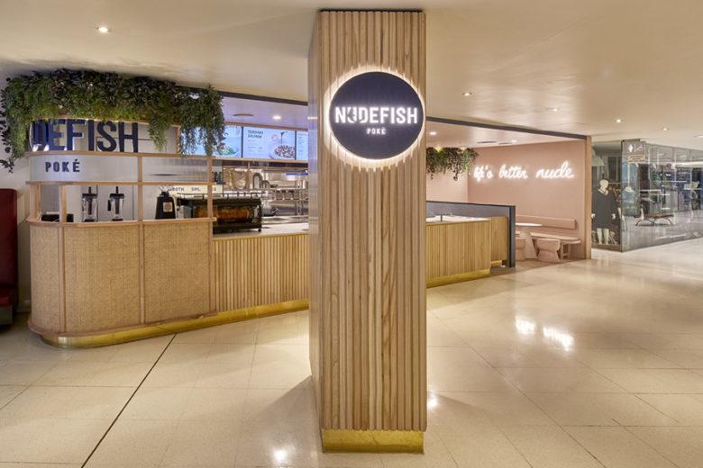 专卖店设计 | 悉尼Nudefish餐饮店设计
