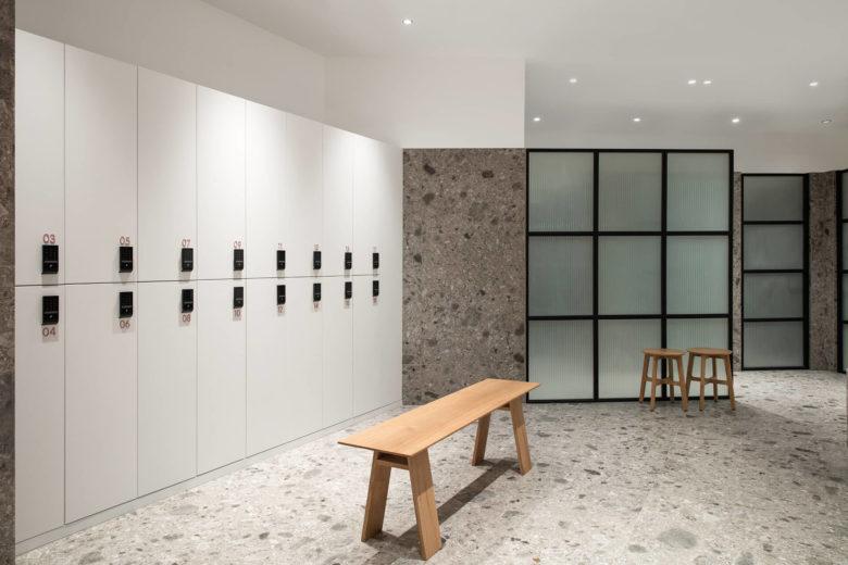 店面设计 | WAFEHOUSE健身房设计