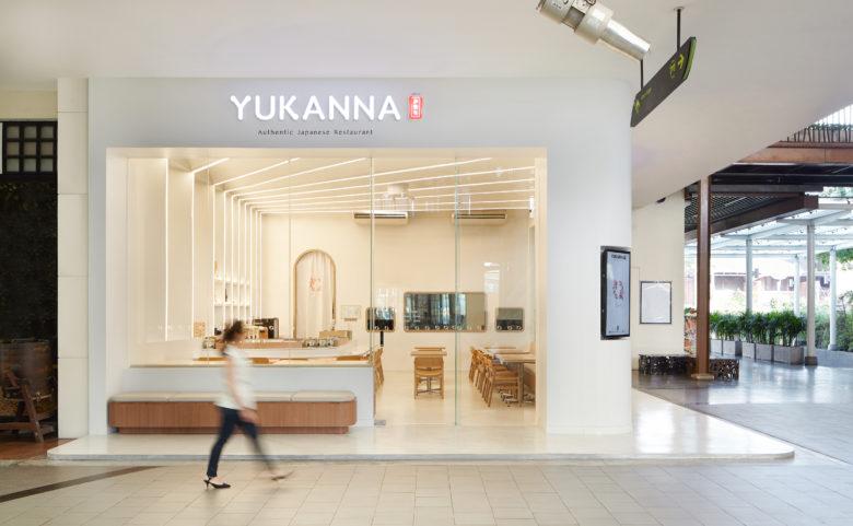 店面设计 | 日本Yukanna正宗餐厅设计