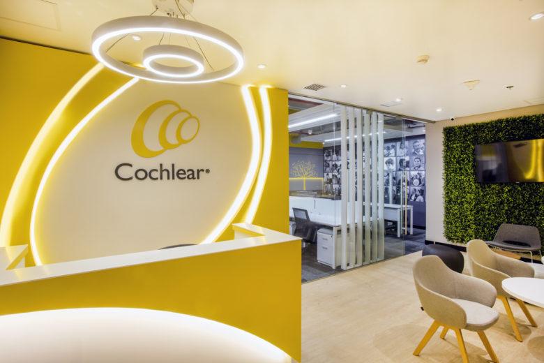 空间设计 | 哥伦比亚Cochlear办事处设计