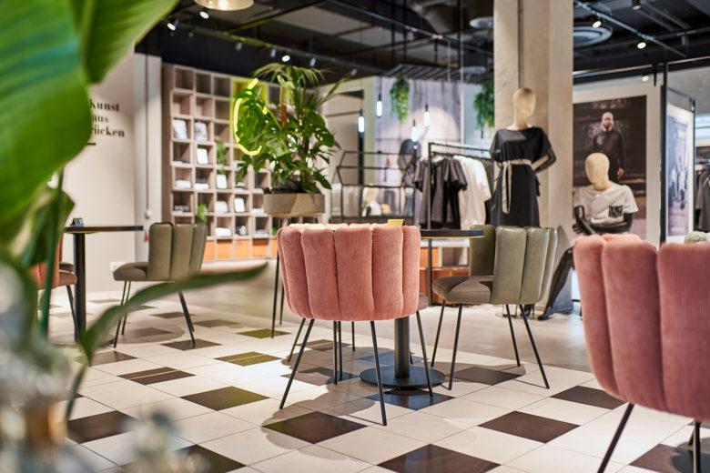 享受艺术生活——Ars Vivend概念店设计