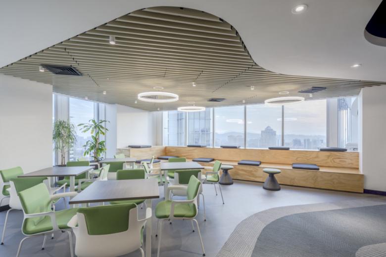 空间设计 | 智利医药办公空间设计