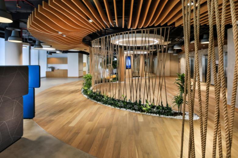 Smart Dubai Offices by dwp