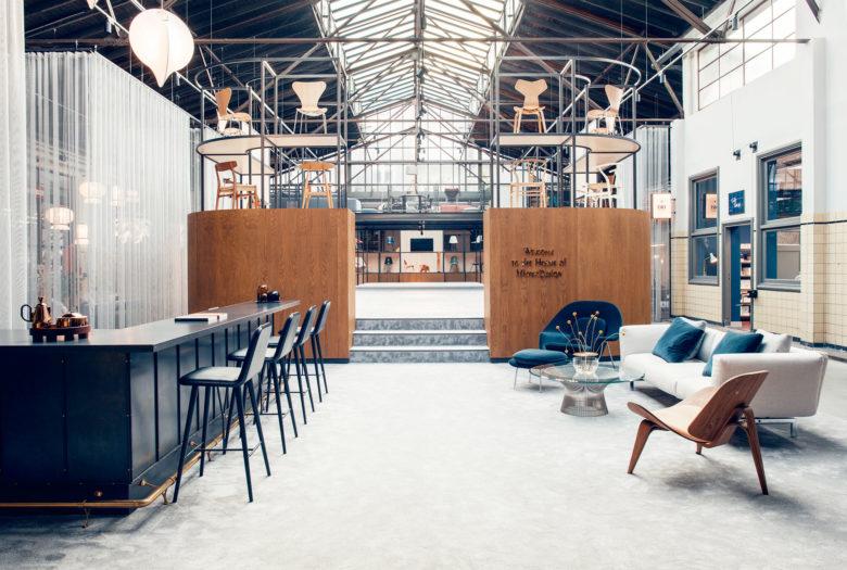 空间设计 | 荷兰MisterDesign零售空间设计