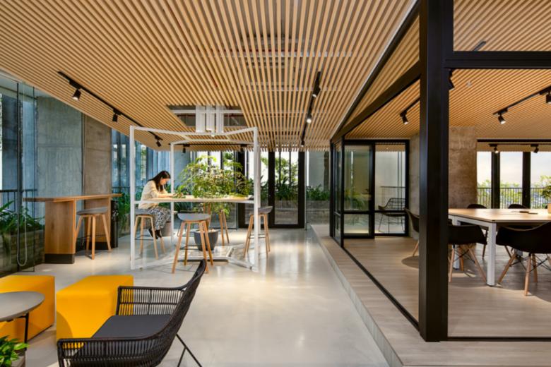 空间设计 | 越南Bespokify办公空间设计