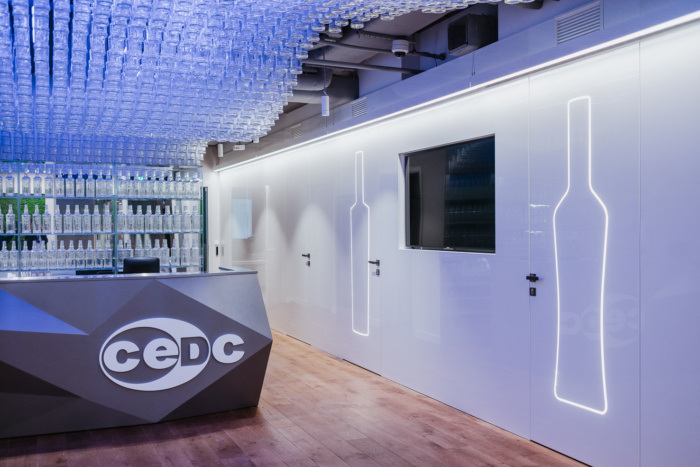 Cedc International Offices By Trzop Archtekci