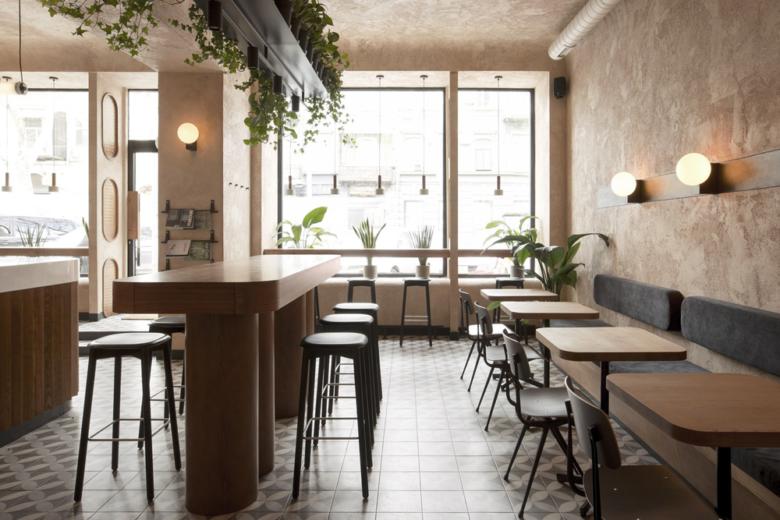 SI设计 | 乌克兰每日咖啡厅设计
