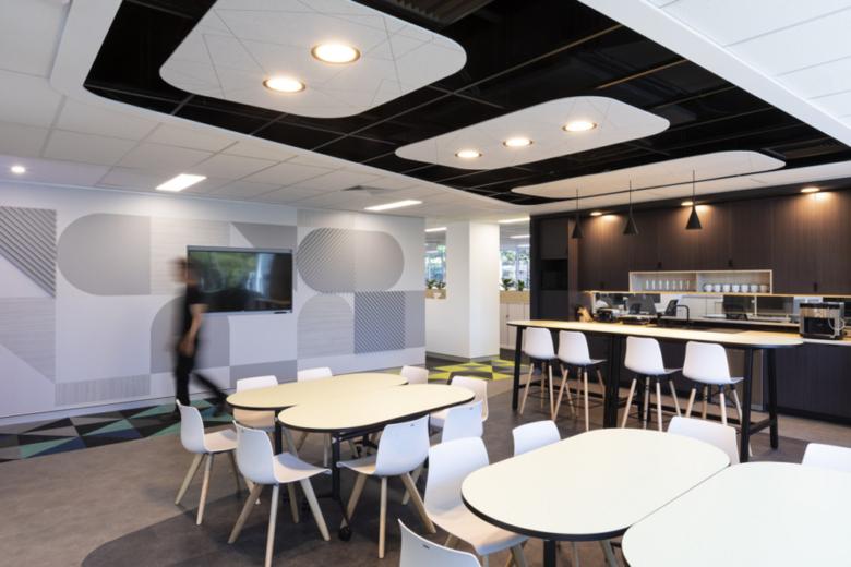 空间设计 | 澳大利亚Eppendorf办公室设计