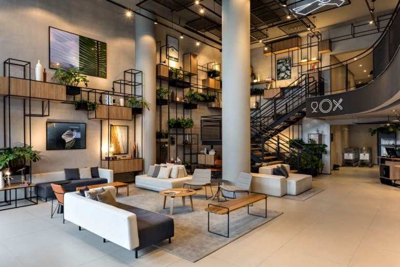 Ibis hotels – New concept by FGMF Arquitetos